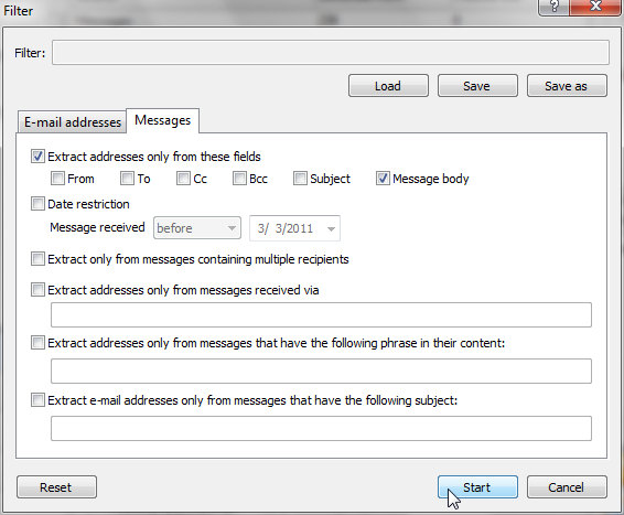 How to manage bounced email addresses lists from Outlook « Email