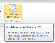 Why setting up the Outlook Send/Receive options is important