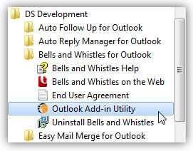 Outlook Add-in