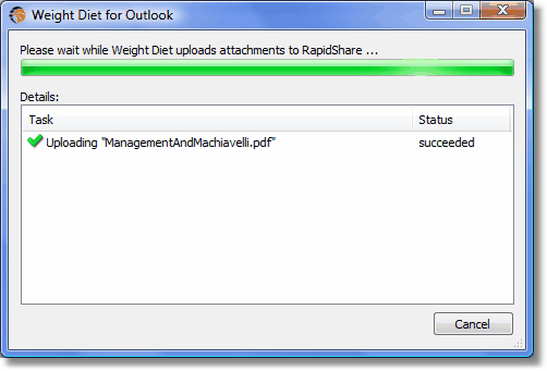 send large files from outlook